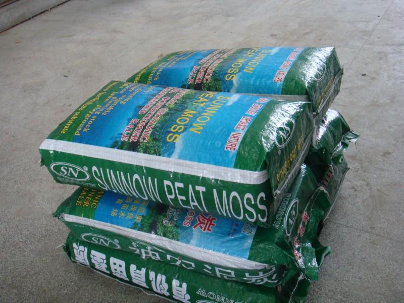 茶树改良泥炭 草炭土 出口特级